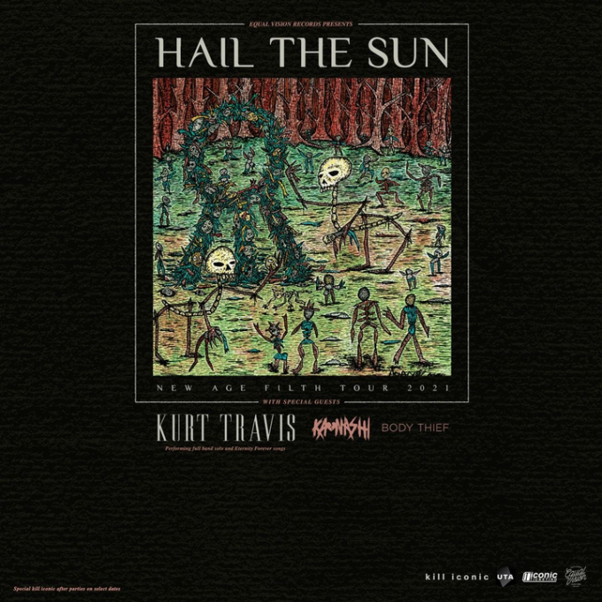 Hail The Sun at Strummers